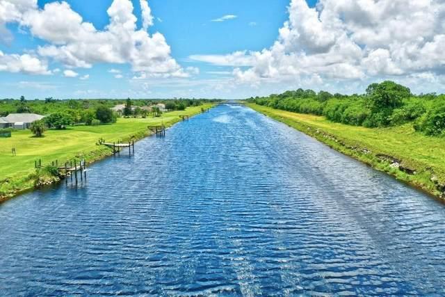1412 SW Abacus Avenue, Port Saint Lucie, FL 34953 (MLS #RX-10659201) :: Berkshire Hathaway HomeServices EWM Realty