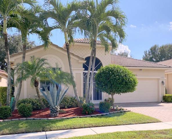 7904 New Holland Way, Boynton Beach, FL 33437 (#RX-10659223) :: Dalton Wade