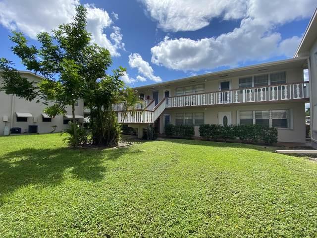 205 Dorchester I, West Palm Beach, FL 33417 (MLS #RX-10659228) :: Berkshire Hathaway HomeServices EWM Realty