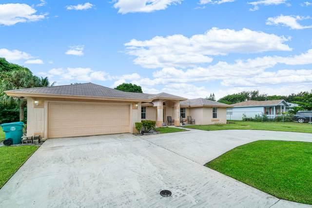 316 NE 12th Avenue, Boynton Beach, FL 33435 (MLS #RX-10659238) :: Berkshire Hathaway HomeServices EWM Realty