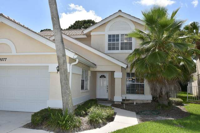 2077 SW Olympic Club Drive Terrace, Palm City, FL 34990 (#RX-10659246) :: Posh Properties