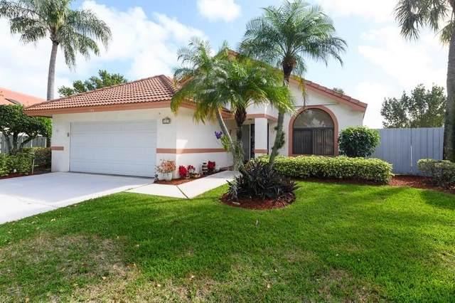 123 Executive Circle, Boynton Beach, FL 33436 (MLS #RX-10659252) :: Berkshire Hathaway HomeServices EWM Realty