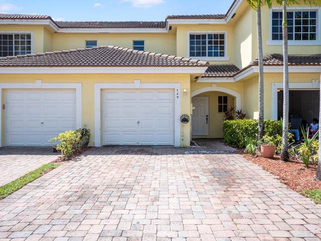 749 Imperial Lake Road, West Palm Beach, FL 33413 (MLS #RX-10659301) :: THE BANNON GROUP at RE/MAX CONSULTANTS REALTY I