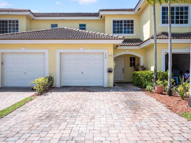 749 Imperial Lake Road, West Palm Beach, FL 33413 (MLS #RX-10659301) :: Miami Villa Group