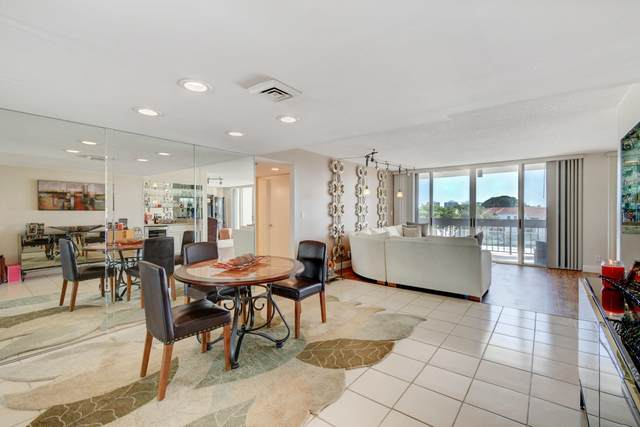 2000 Presidential Way #404, West Palm Beach, FL 33401 (#RX-10659306) :: Posh Properties