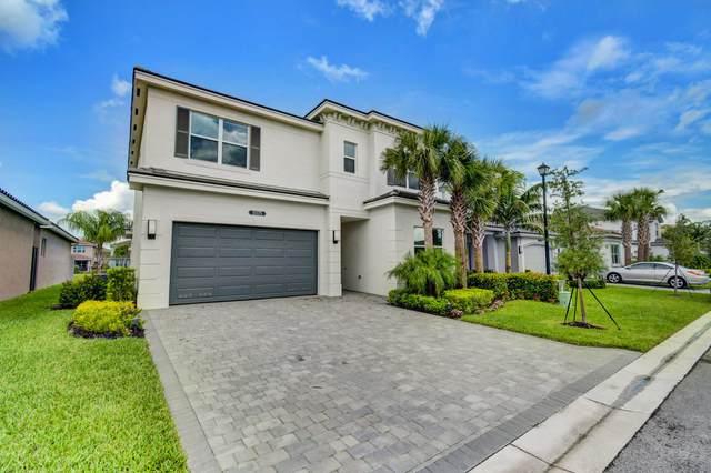 15375 Sandy Beach Terrace, Delray Beach, FL 33446 (#RX-10659321) :: Ryan Jennings Group