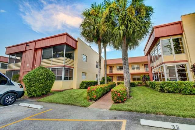 324 Piedmont G, Delray Beach, FL 33484 (MLS #RX-10659329) :: Castelli Real Estate Services