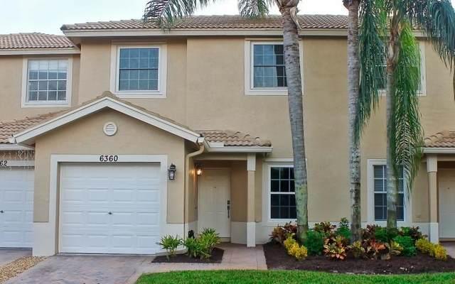 6360 Park Lake Circle, Boynton Beach, FL 33437 (#RX-10659353) :: Ryan Jennings Group