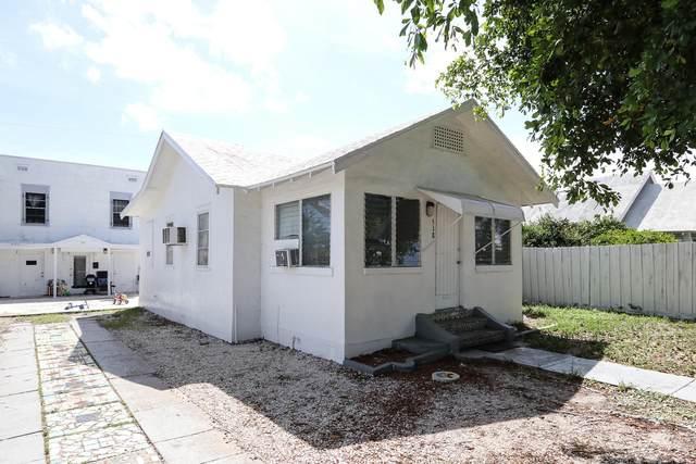 518 49th Street, West Palm Beach, FL 33407 (MLS #RX-10659361) :: Berkshire Hathaway HomeServices EWM Realty