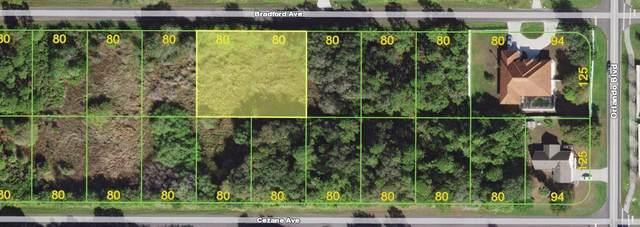 22475 Bradford Avenue, Port Charlotte, FL 33952 (MLS #RX-10659411) :: Berkshire Hathaway HomeServices EWM Realty