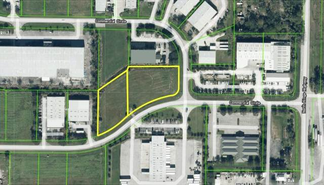 Tbd Commercial Circle, Fort Pierce, FL 34950 (MLS #RX-10659415) :: Berkshire Hathaway HomeServices EWM Realty