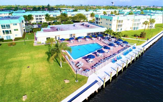17 Colonial Club Drive #205, Boynton Beach, FL 33435 (#RX-10659425) :: Ryan Jennings Group