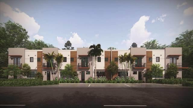 1047 NE 34th Court #5, Oakland Park, FL 33334 (MLS #RX-10659447) :: Berkshire Hathaway HomeServices EWM Realty