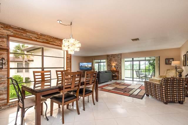 7932 Eastlake Drive 18 B, Boca Raton, FL 33433 (MLS #RX-10659448) :: Castelli Real Estate Services