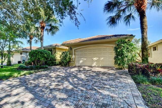 7651 Via Grande, Boynton Beach, FL 33437 (MLS #RX-10659460) :: Laurie Finkelstein Reader Team