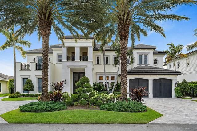 2175 W Silver Palm Road, Boca Raton, FL 33432 (MLS #RX-10659466) :: Castelli Real Estate Services