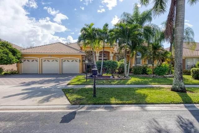 21702 Marigot Drive, Boca Raton, FL 33428 (MLS #RX-10659468) :: Castelli Real Estate Services