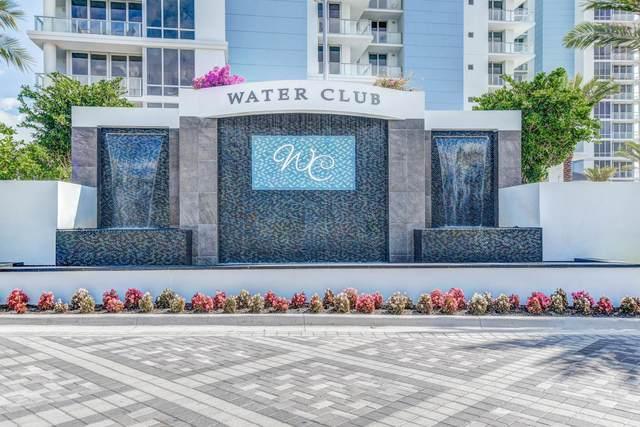 2 Water Club Way #2204, North Palm Beach, FL 33408 (MLS #RX-10659471) :: Berkshire Hathaway HomeServices EWM Realty