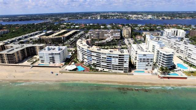 3589 S Ocean Boulevard #814, South Palm Beach, FL 33480 (#RX-10659475) :: Posh Properties