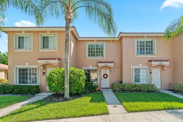 9804 Kamena Circle, Boynton Beach, FL 33436 (MLS #RX-10659479) :: Berkshire Hathaway HomeServices EWM Realty