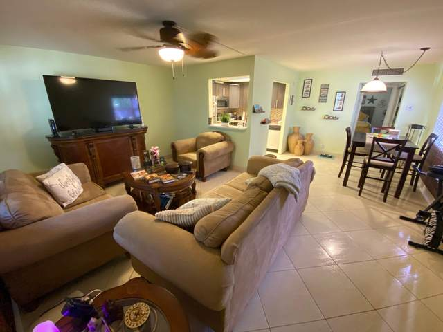 691 Saxony O #691, Delray Beach, FL 33446 (MLS #RX-10659490) :: Castelli Real Estate Services