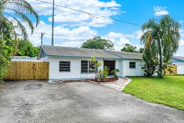 1408 NW 7th Street, Boynton Beach, FL 33426 (MLS #RX-10659492) :: Berkshire Hathaway HomeServices EWM Realty