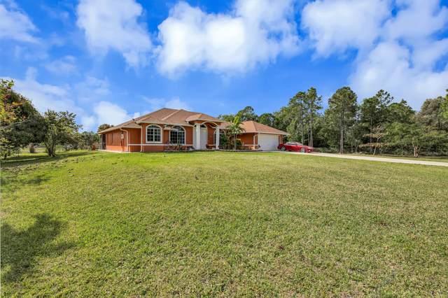 17830 Orange Grove Boulevard, Loxahatchee, FL 33470 (MLS #RX-10659502) :: Berkshire Hathaway HomeServices EWM Realty