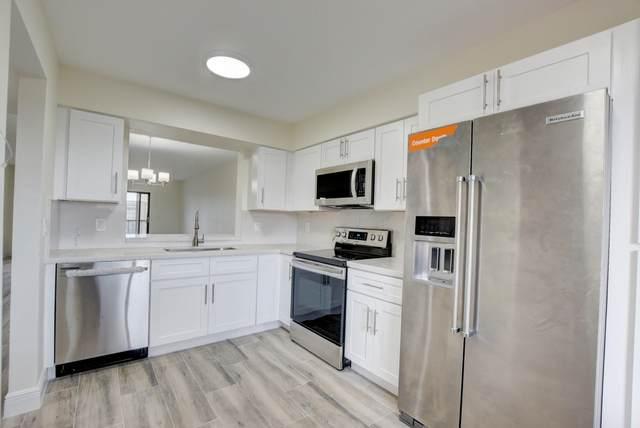 7290 Kinghurst Drive #609, Delray Beach, FL 33446 (MLS #RX-10659506) :: Castelli Real Estate Services