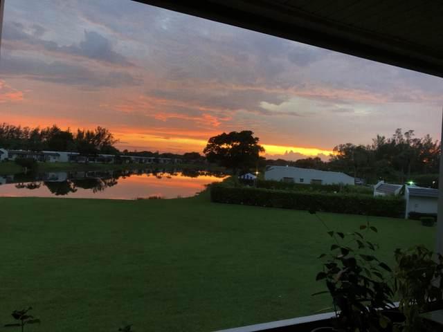 154 Lake Constance Drive #154, West Palm Beach, FL 33411 (MLS #RX-10659513) :: Castelli Real Estate Services