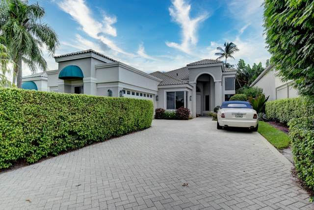 6058 NW 24th Ter Terrace, Boca Raton, FL 33496 (MLS #RX-10659528) :: Castelli Real Estate Services