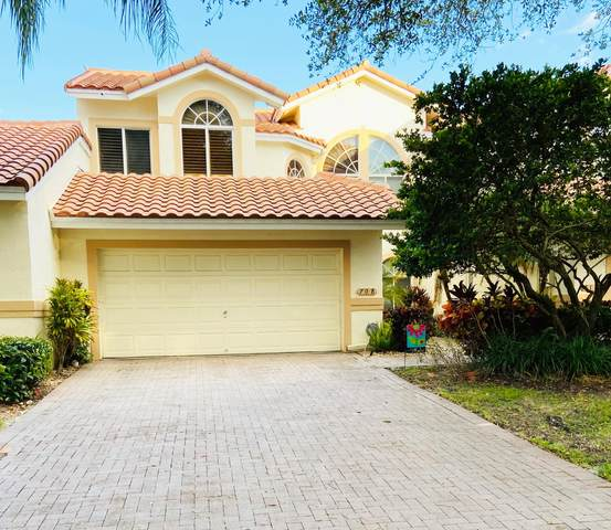 708 W Palm Aire Drive, Pompano Beach, FL 33069 (MLS #RX-10659573) :: The Paiz Group