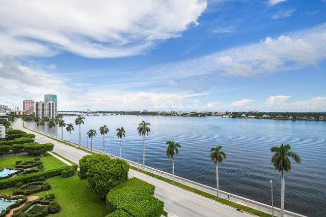 1801 S Flagler Drive #903, West Palm Beach, FL 33401 (#RX-10659615) :: Realty One Group ENGAGE