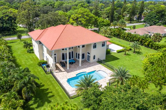 8622 Nashua Drive, Palm Beach Gardens, FL 33418 (MLS #RX-10659712) :: THE BANNON GROUP at RE/MAX CONSULTANTS REALTY I