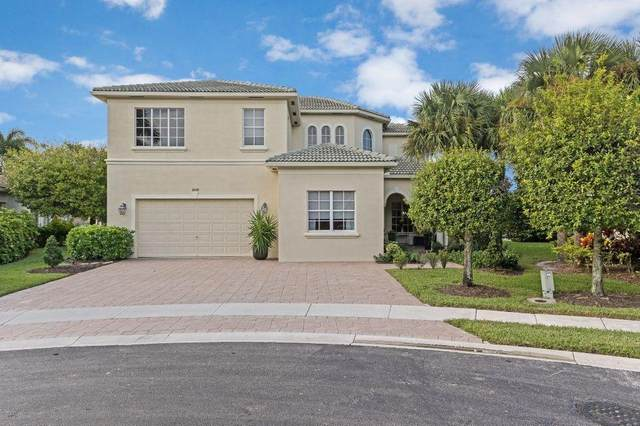 10498 Fishpond Court, Wellington, FL 33414 (MLS #RX-10659727) :: Berkshire Hathaway HomeServices EWM Realty