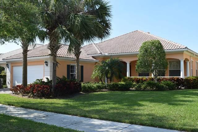 11324 SW Olmstead Drive, Port Saint Lucie, FL 34987 (MLS #RX-10659729) :: Miami Villa Group