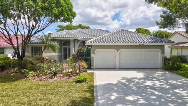 6418 NW 99th Avenue, Parkland, FL 33076 (MLS #RX-10659847) :: Berkshire Hathaway HomeServices EWM Realty