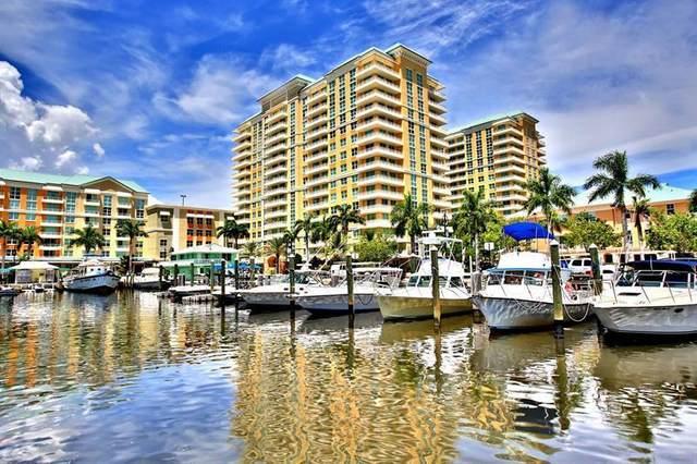 700 E Boynton Beach Boulevard #709, Boynton Beach, FL 33435 (MLS #RX-10659857) :: Castelli Real Estate Services