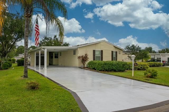 3064 Eagles Nest Way, Port Saint Lucie, FL 34952 (MLS #RX-10659861) :: Dalton Wade Real Estate Group