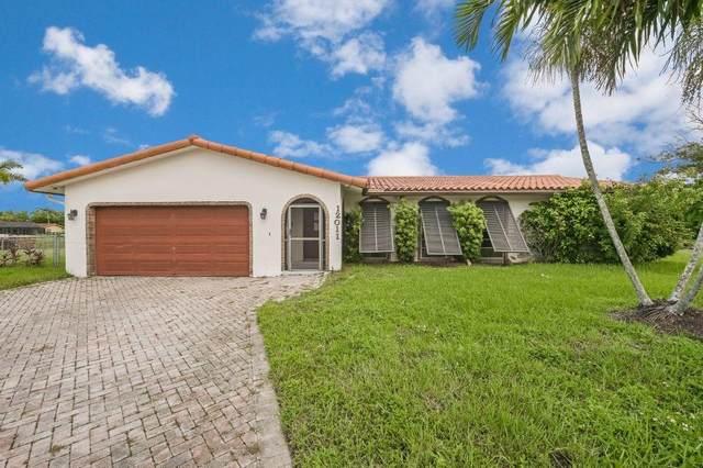 12011 NW 31st Drive, Coral Springs, FL 33065 (MLS #RX-10659957) :: Laurie Finkelstein Reader Team