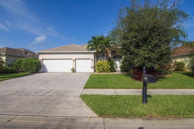 359 W Key Lime Square SW, Vero Beach, FL 32968 (MLS #RX-10659966) :: Berkshire Hathaway HomeServices EWM Realty