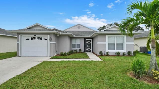6642 Nuevo Lagos Street, Fort Pierce, FL 34951 (MLS #RX-10659967) :: Berkshire Hathaway HomeServices EWM Realty