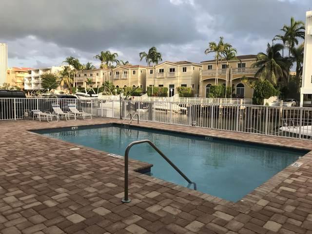 3868 NE 169th Street #307, North Miami Beach, FL 33160 (MLS #RX-10659991) :: Berkshire Hathaway HomeServices EWM Realty