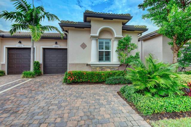 14884 Vivace Road, Delray Beach, FL 33446 (MLS #RX-10660004) :: Berkshire Hathaway HomeServices EWM Realty