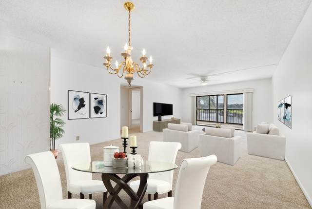 14500 Stirling Way #304, Delray Beach, FL 33446 (MLS #RX-10660029) :: Berkshire Hathaway HomeServices EWM Realty