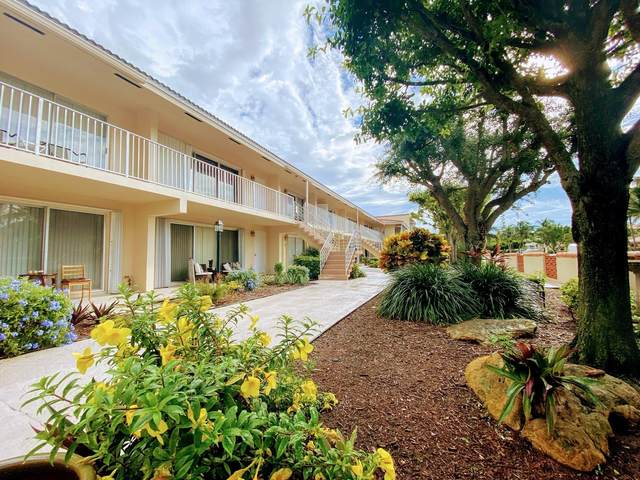 371 SW 8th Street #0023, Boca Raton, FL 33432 (#RX-10660039) :: Posh Properties