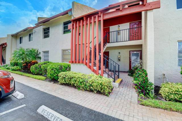 14849 Cumberland Drive #2070, Delray Beach, FL 33446 (#RX-10660069) :: Posh Properties