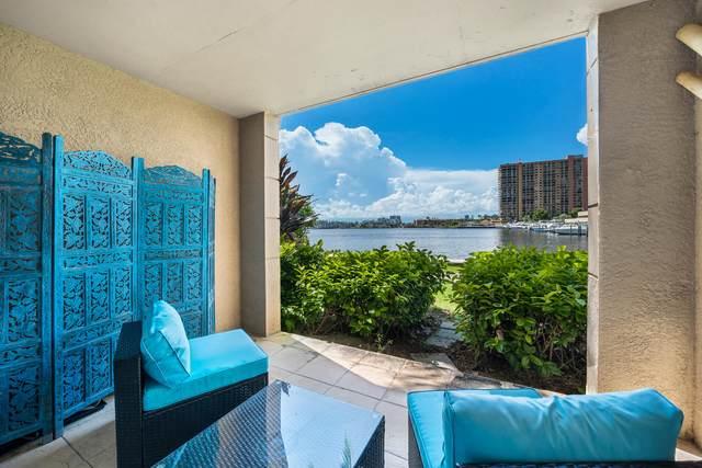17150 N Bay Road #2109, Sunny Isles Beach, FL 33160 (MLS #RX-10660075) :: Berkshire Hathaway HomeServices EWM Realty