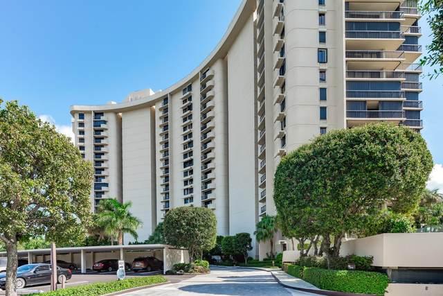 2450 Presidential Way #1405, West Palm Beach, FL 33401 (MLS #RX-10660231) :: Berkshire Hathaway HomeServices EWM Realty