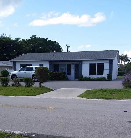 226 SE 23rd Avenue, Boynton Beach, FL 33435 (MLS #RX-10660335) :: Berkshire Hathaway HomeServices EWM Realty