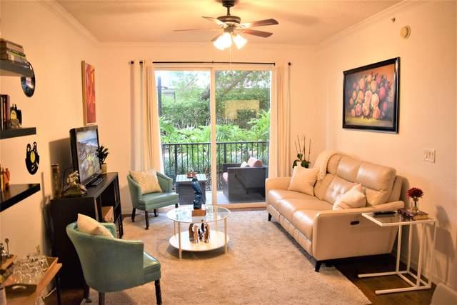 1801 N Flagler Drive #106, West Palm Beach, FL 33407 (MLS #RX-10660371) :: Berkshire Hathaway HomeServices EWM Realty